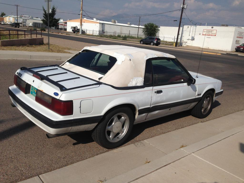 Mustang 5.0 1989 For Sale