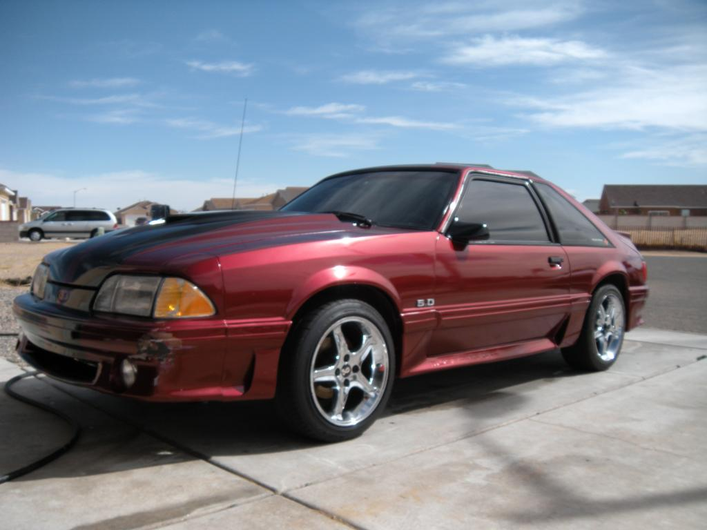 For sale 1988 mustang gt truestreetcars com