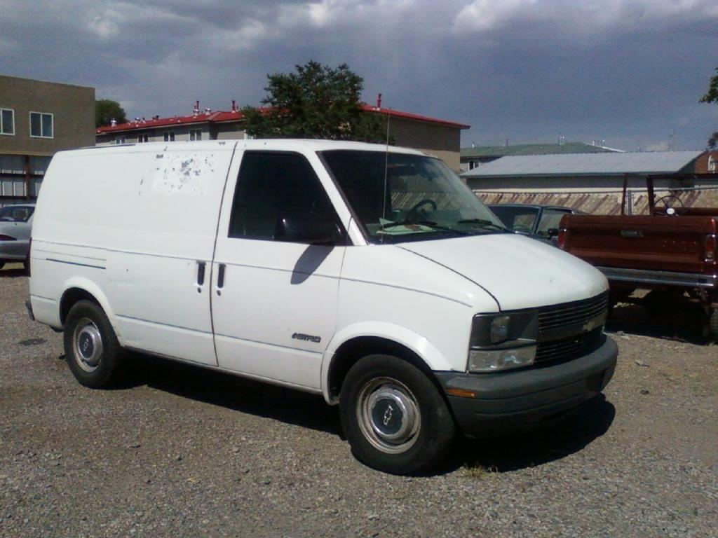 For Sale 1995 Chevy Cargo Van Truestreetcars Com