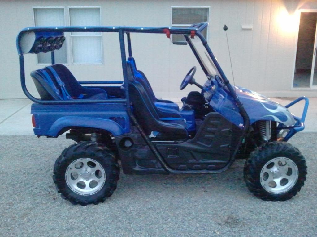 2009 Yamaha Rhino For Sale