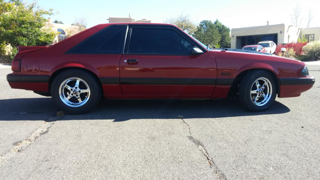 For Sale* Turbo Foxbody - TrueStreetCars com