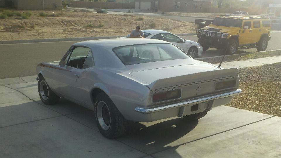1967 Camaro For Sale Project http://truestreetcars.com/forums/vehicles ...