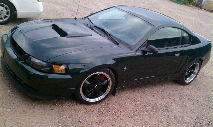 For Trade Fully Built 500hp Supercharged 2001 Ford Mustang Bullitt Truestreetcars