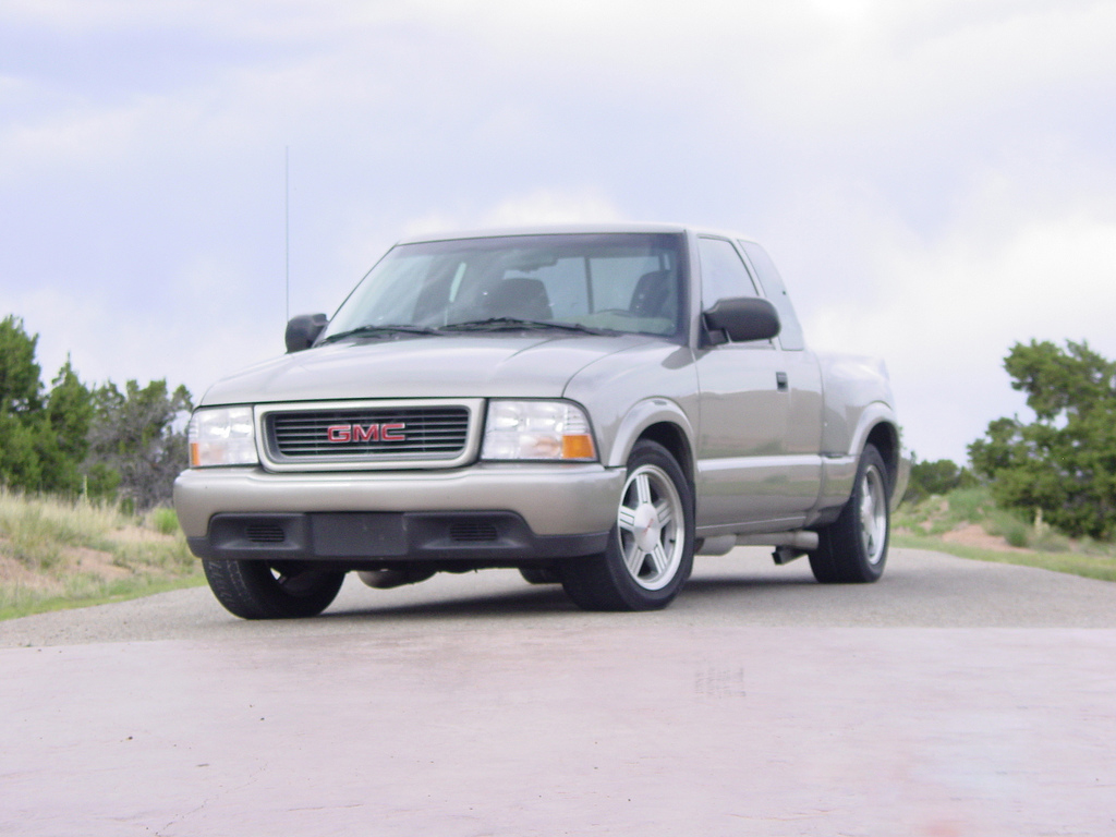 2000 Gmc Sonoma Vortech Supercharger Must Sell