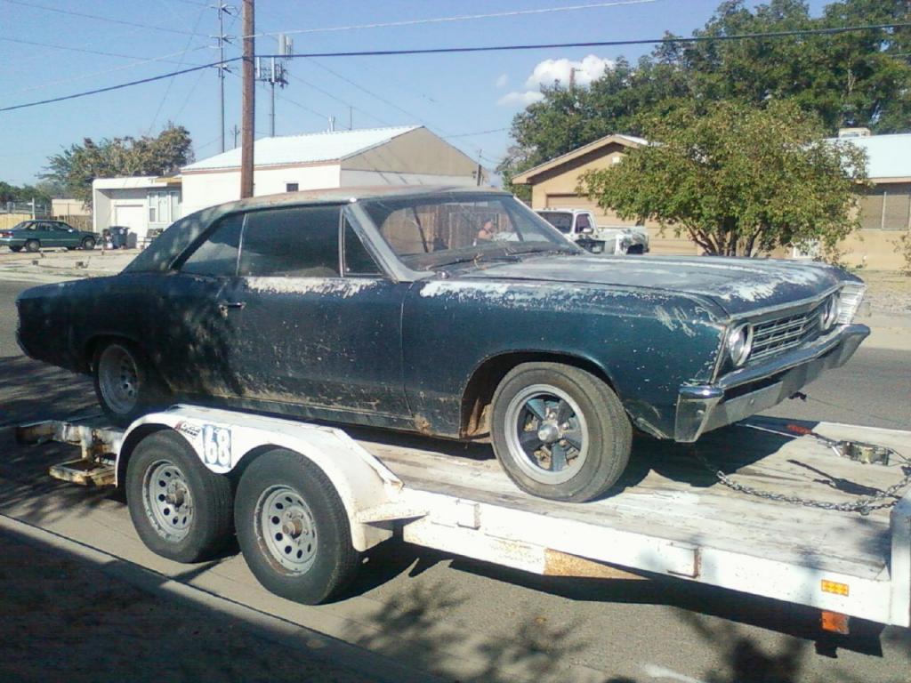 1967 Chevelle Convertible For Sale On Craigslist Autos Weblog