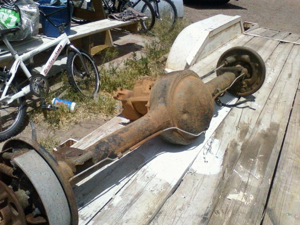 Nine Inch Ford Parts List : For sale to ford mustang inch rear end