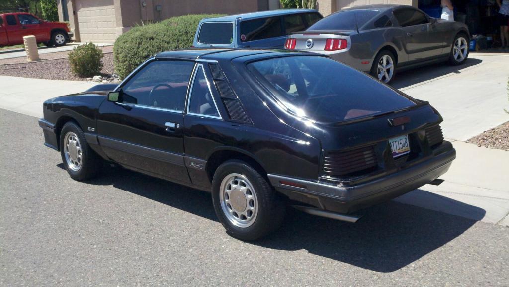 for sale 1985 mercury capri truestreetcars com