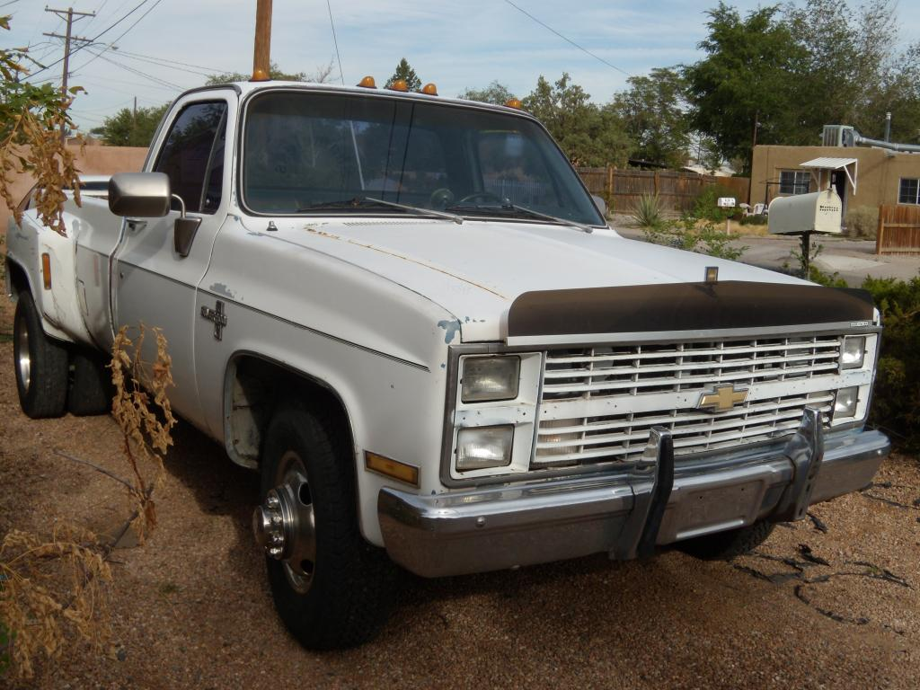 For Sale/Trade* 1982 Chevy C30 Dually Pickup - TrueStreetCars.com
