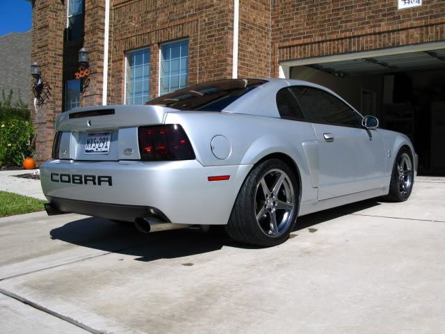for sale 2004 ford mustang terminator cobra