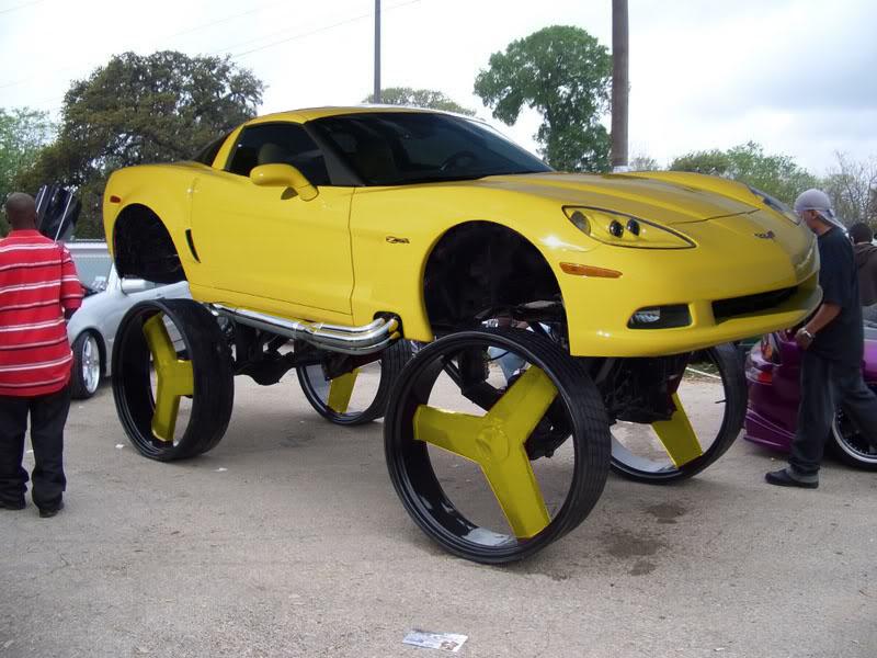 Best Wheel Size Mustang Evolution