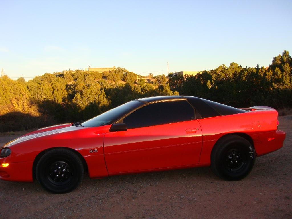 For Sale 1999 Camaro SS