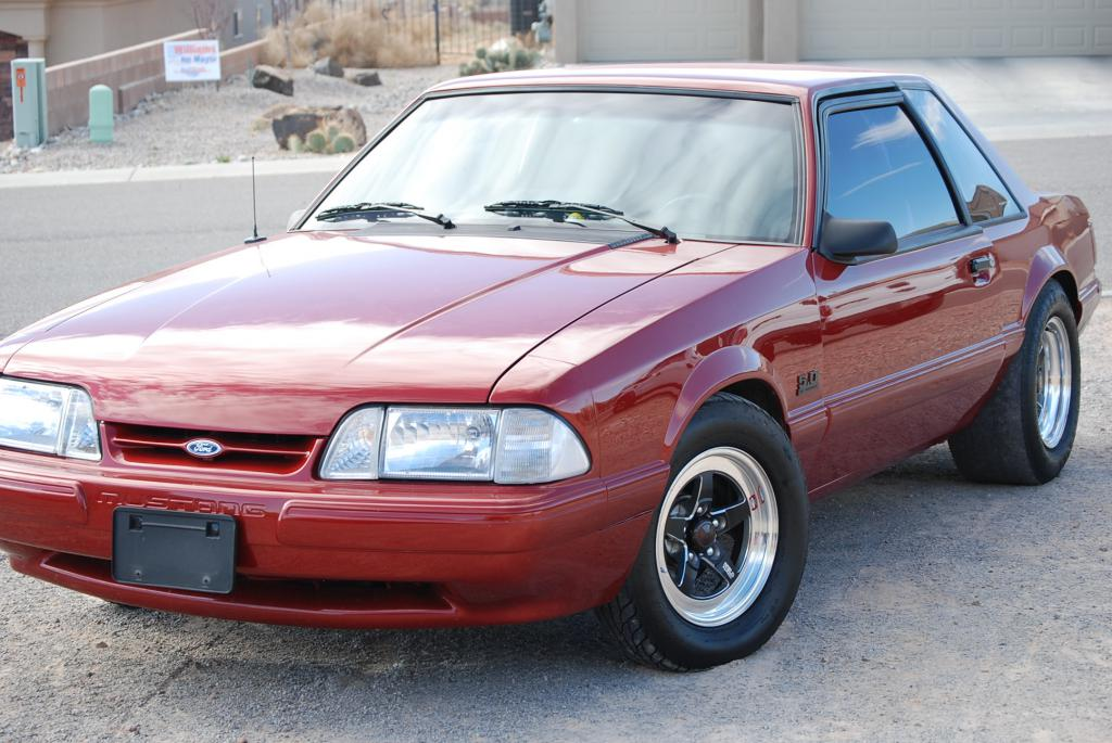 For Sale* 92 Mustang Foxbody, Need to sell ASAP. - TrueStreetCars.com