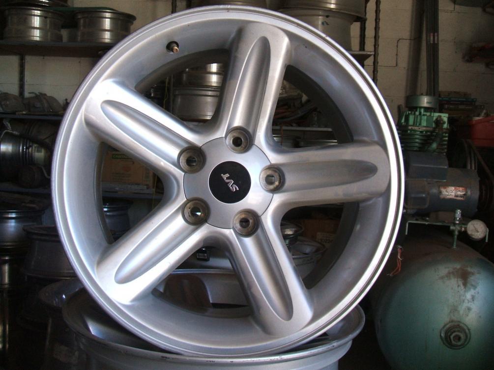 Wtb Ford Lightning Wheels Truestreetcars Com