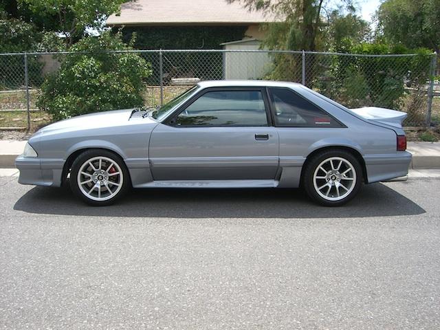 91 Mustang Gt >> 91 Mustang Gt Lots Of Stuff Truestreetcars Com