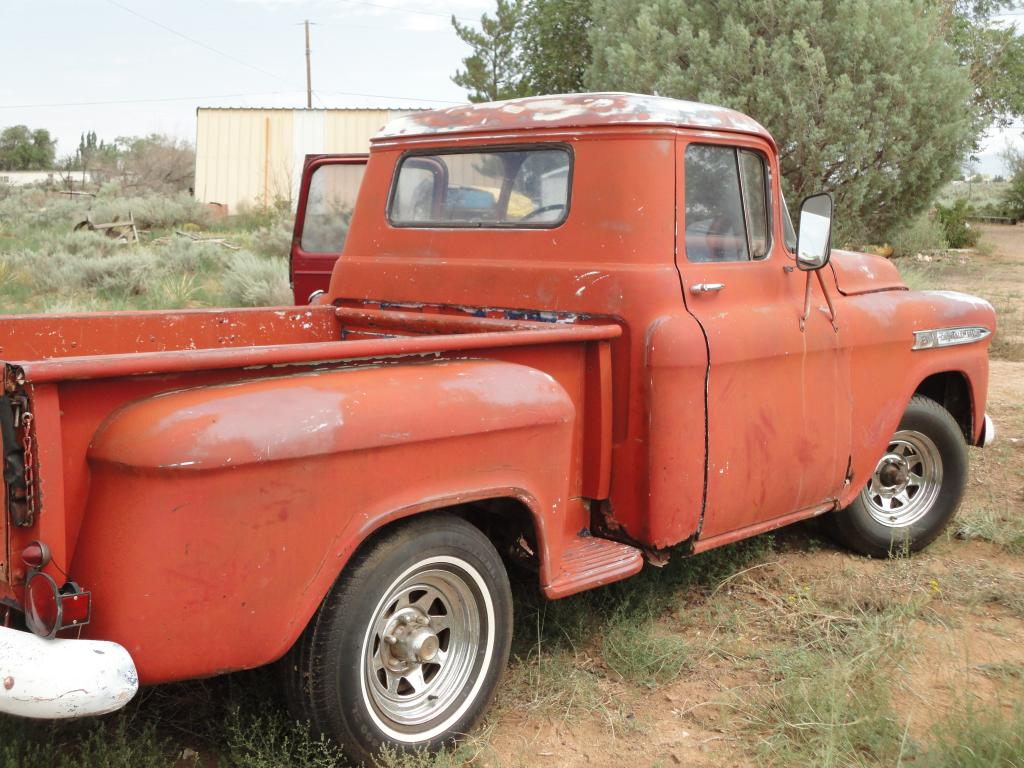 for sale 1959 chevy apache31 shortbed stepside
