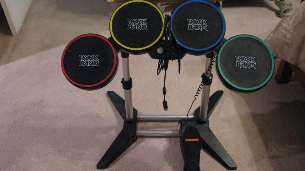 Used Cars In Albuquerque >> *For Sale* Xbox 360 racing wheel and Rock Band drums - TrueStreetCars.com