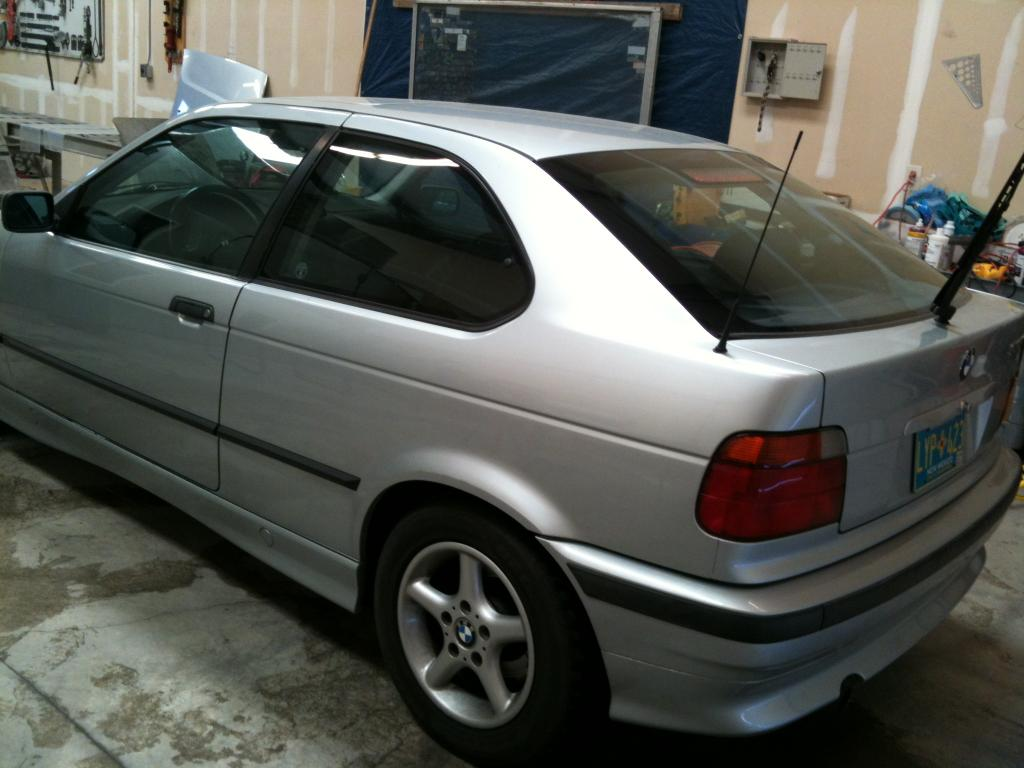 Bmw Paint And Body Shop