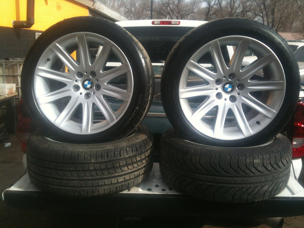 Oem bmw oem wheels for Mercedes benz wheel and tire protection