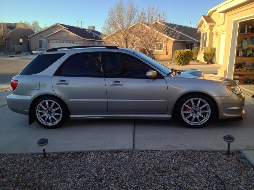 2007 subaru wrx wagon for sale the wagon. Black Bedroom Furniture Sets. Home Design Ideas