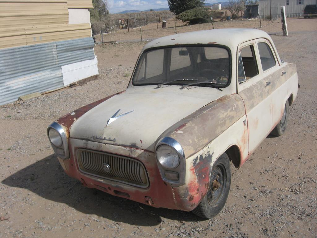 48 Anglia Project For Sale.html | Autos Post
