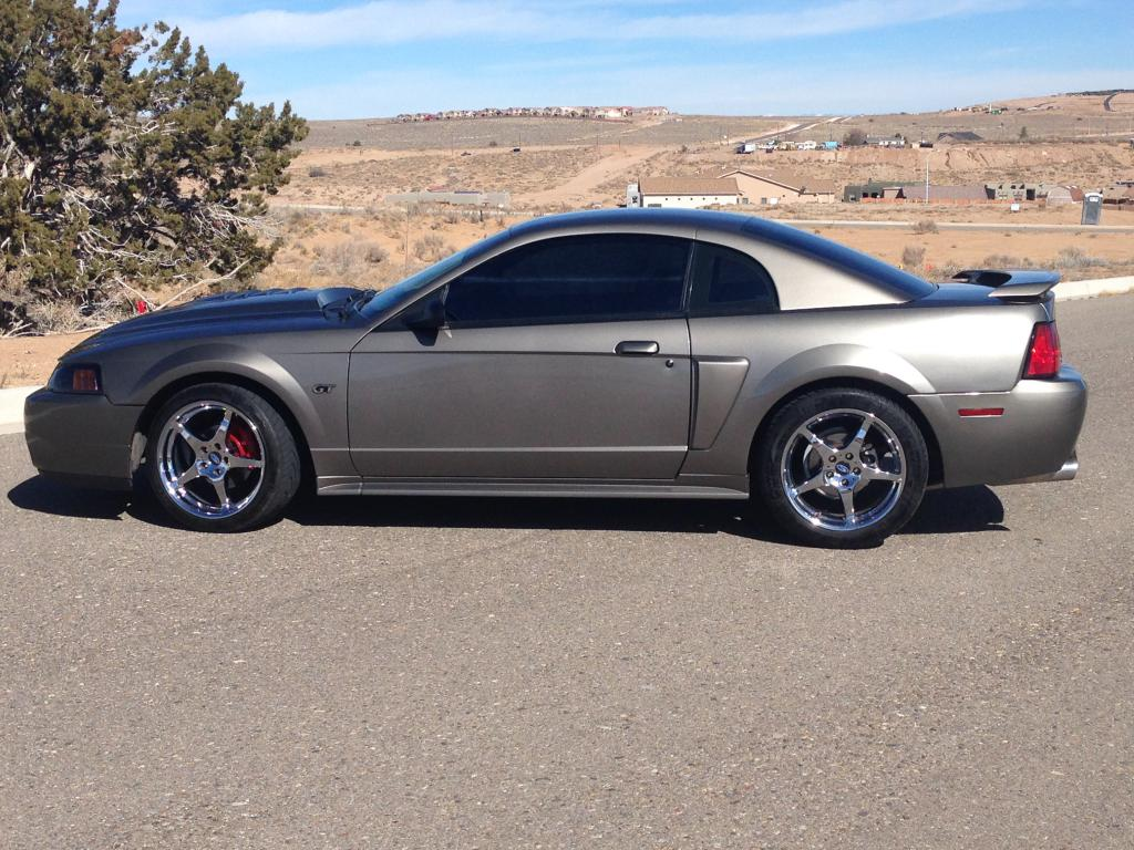 For Sale 2001 Ford Mustang Gt Picture Heavy