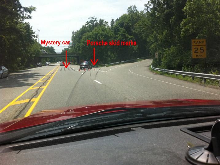 Ryan Dunn Accident Photos