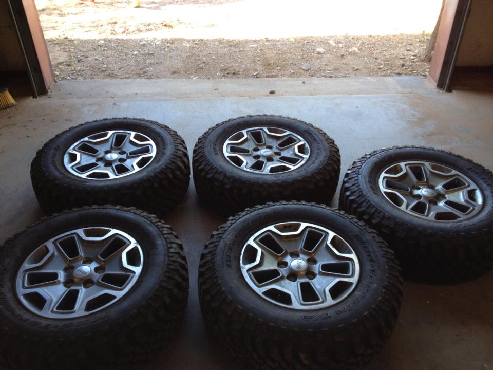Tires And Rims Jeep Wrangler Tires And Rims For Sale