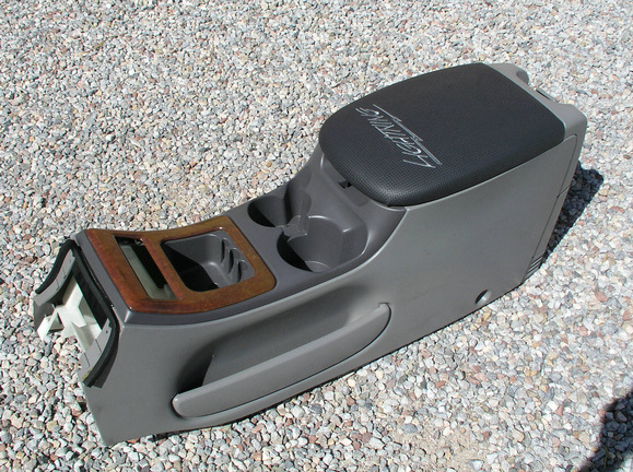 Ford lightning center console conversion