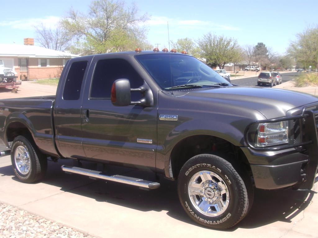 2005 ford f 250 powerstroke
