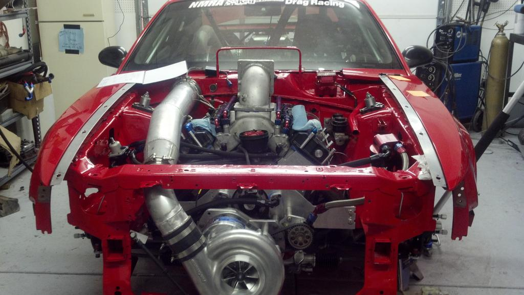 Build updates   twin turbo outlaw 10 5 and the new Radial ride