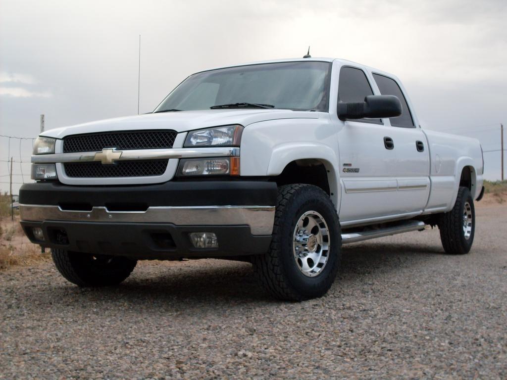 All Chevy chevy 2500 duramax diesel : For Sale* 2004 Chevrolet Silverado 2500HD LT Crew Cab Duramax ...