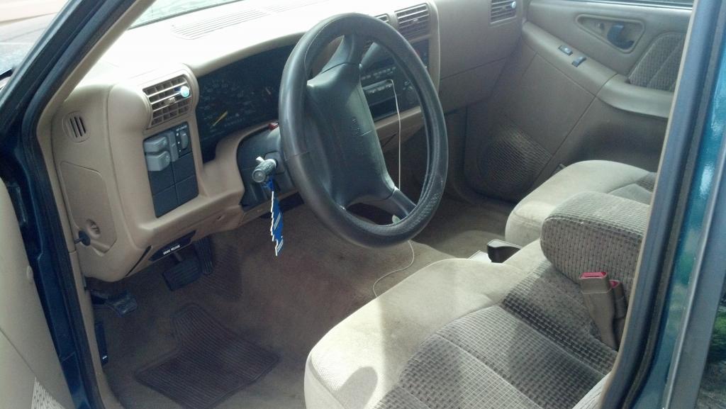 1996 Gmc Sonoma Sls Lowered Truestreetcars Com