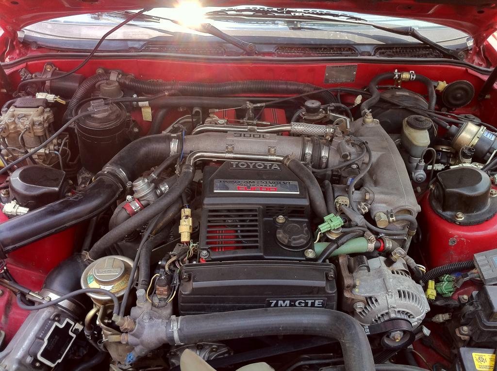 toyota supra turbo mk3